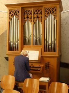 Vierdag-orgel